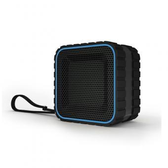X4-Tech BoomStar BT Splash für die Dusche Bluetooth Lautsprecher mit Akku Bad