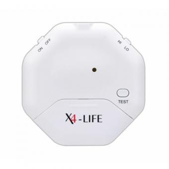 1 x X4-Life Alarm Glasbruchmelder Einbruch Sicherheit Glasbruch Security