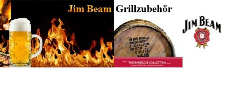 Brand Grillen Kennzeichnen Logo Jim Beam® BBQ Brandeisen für indiv